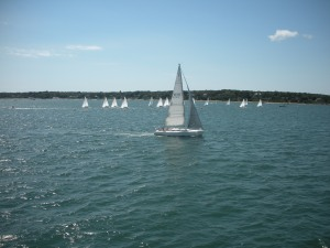 Vineyard Sail Boats