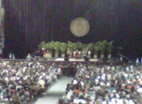 Dalai Lama at the University of Miami