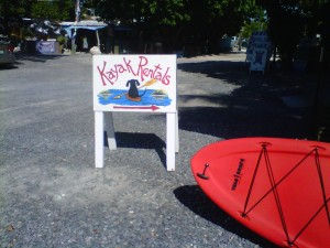 Kayak Shack