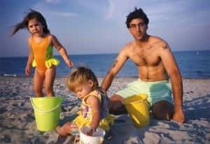 Duxbury Beach, Summer 1993