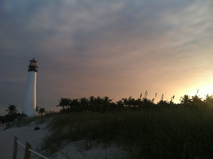 Goodnight, Cape Florida
