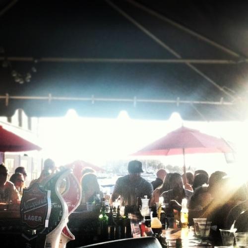 Newport bar