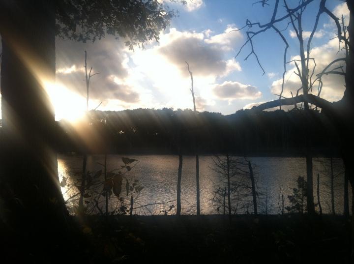 World's End sunset