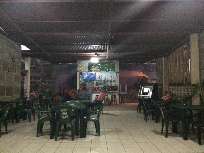 Bar, Nicaragua