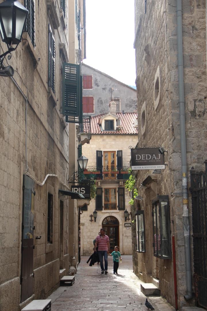 Old Town Kotor