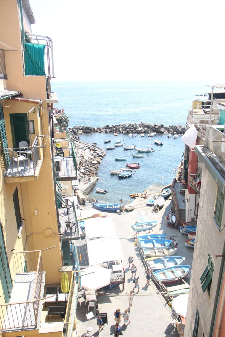 Cinque Terre, Another Day